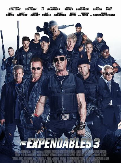 The Expendables: Recruits, službena igra!!!