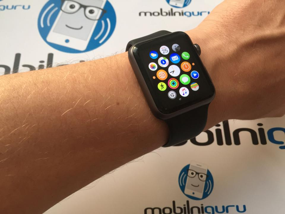 Apple Watch – Recenzija