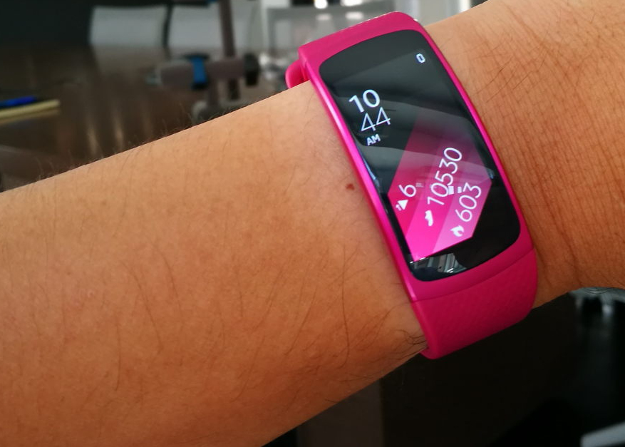 Samsung Gear Fit 2 – odličan fitness tracker