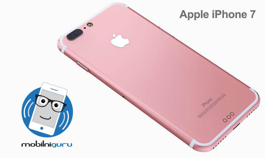 Apple će iPhone 7 predstaviti  7.rujna 2016.