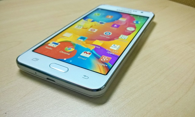 Samsung Galaxy Grand Prime leaked