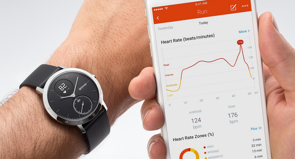 Withings Steel HR pametni sat za poželjeti