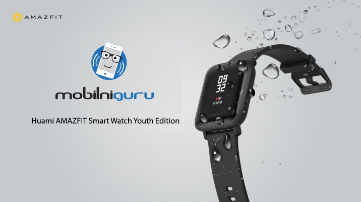 Xiaomi Huami Amazfit Smartwatch Youth